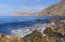 Морской пейзаж. Балаклава. 55X85