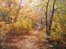 Осенний день 60x80