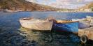 Лодки.Балаклава.Крым 50х100