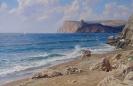Crimea. Bay 55х85