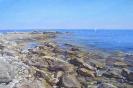 Черное море 40x60