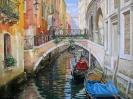 Венеция 75х100