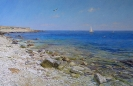 Теплое море 55x85