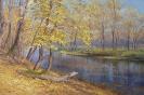 Autumn in the village 40x60