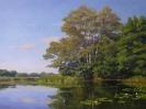 Belyayevskoye lake 60x80