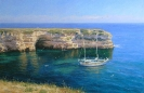 Black Sea. Tarkhankut 55x85